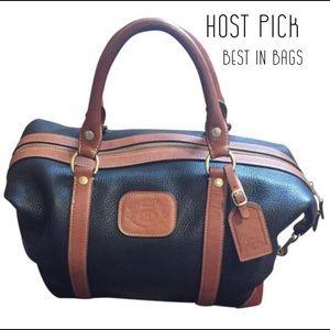 •Ghurka• No.585 Minicav Satchel Bag